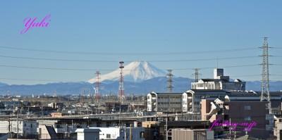 2021.01.30  富士山