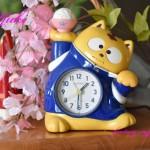 猫ちゃんの目覚まし時計